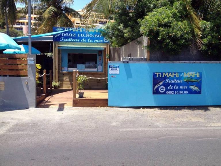 Avis restaurant poisson - Ti Mahi Mahi - Saint-Gilles les Bains 974