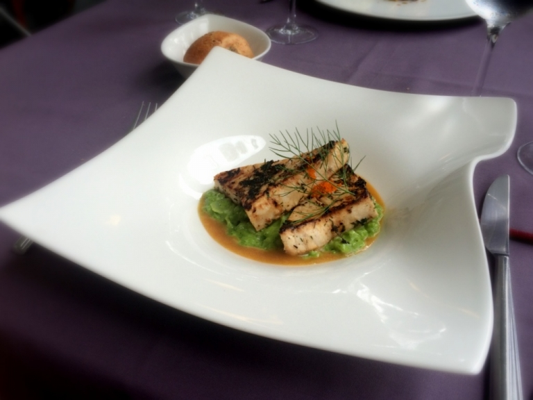 Restaurant Gastronomique la Réunion 974 La Case Pitey Espadon