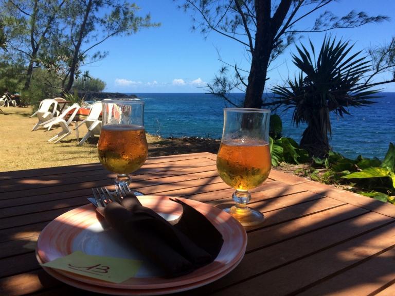 Bonne adresse restaurant Saint-philippe Sud Sauvage - 974 La Reunion - table 2
