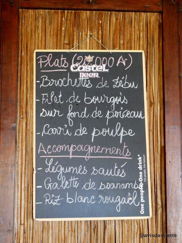 bonnes adresses restaurants sainte-marie ile aux nattes la crique 4