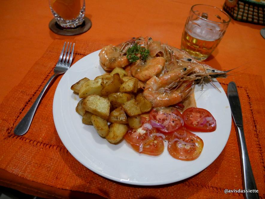 sambatra beach lodge voyage ile aux nattes madagascar repas 2