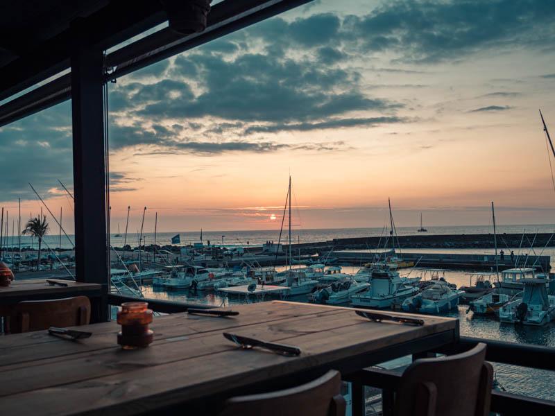 yacht club brunch saint gilles les bains reunion 974