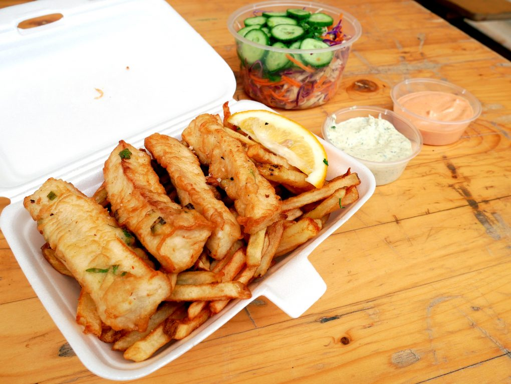 bonne adresse food truck poisson ile de la reunion 974 fish truck fish & chips 1