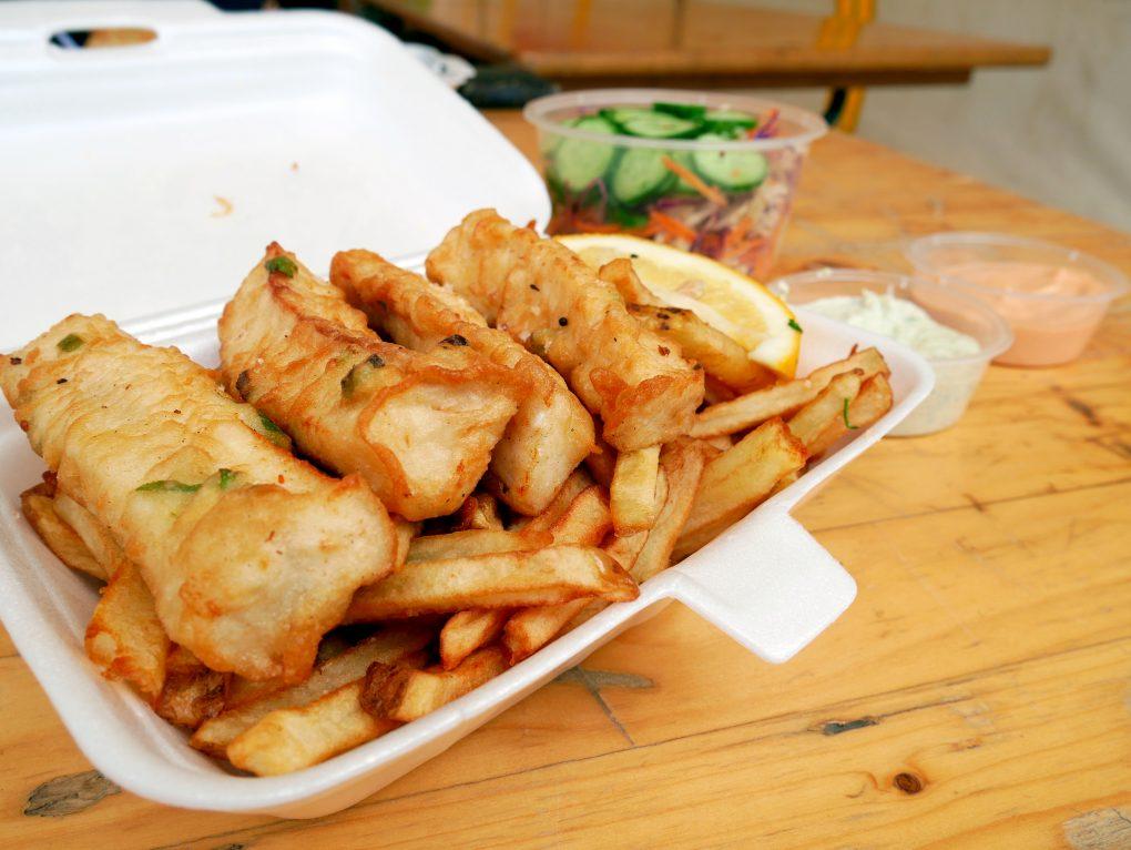 bonne adresse food truck poisson ile de la reunion 974 fish truck fish & chips