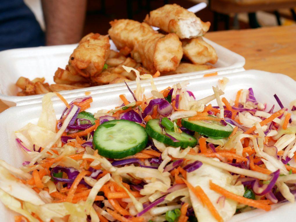 bonne adresse food truck poisson ile de la reunion 974 fish truck fish & chips 4