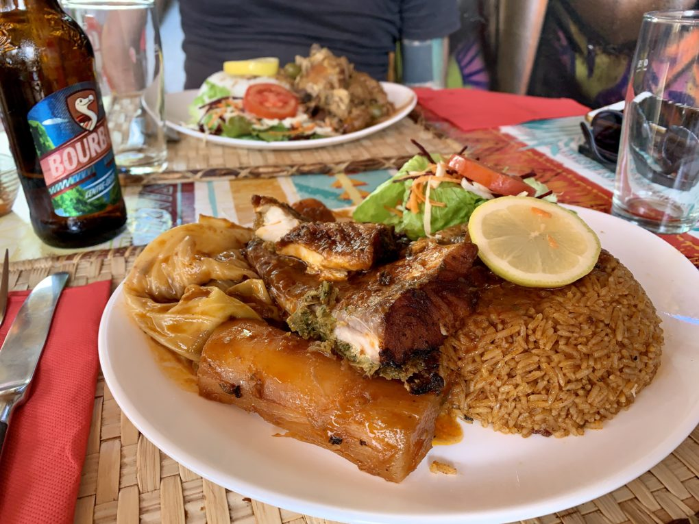 teroubi restaurant senegalais africain saint leu reunion 974